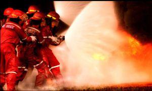 Aksaray Devlet Hastanesi'nde yangın paniği