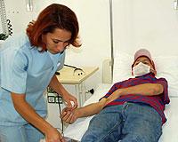 Lösemi hastası Köseoğlu yeniden hastanede