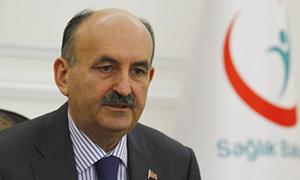 Sağlık Bakanı Müezzinoğlu'nun eşi anjiyo oldu