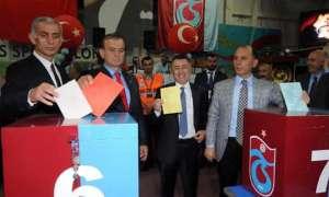 Usta Trabzonspor başkanlığı için yarışıyor