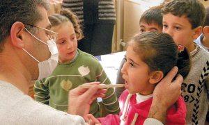 Çocukların bağışıklık sistemine dikkat edin