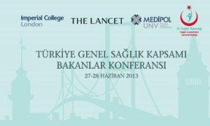 Türkiye, dünya sağlığına ev sahipliği yapıyor