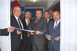 SGK Turhal'a şube açtı