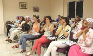 Antalya Kamu Hastaneleri Birliği hastanelerinde işaret dili eğitimi