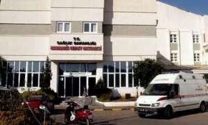 Marmaris Devlet Hastanesi'nde acil sıkıntısı istifa ettirdi