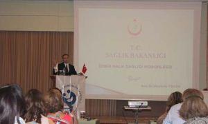 Evde Bakım Kongresi İzmir'de düzenlendi