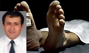 Genç kalp doktoru evinde ölü bulundu