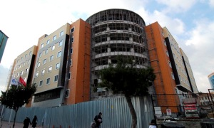 Bakırköy Devlet Hastanesi'nde patlama