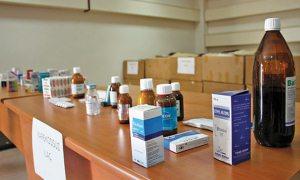 Gezi'deki ilaçlar kamu hastanelerinden...