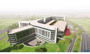Şanlıurfa'ya bin 700 yataklı 5 yıldızlı hastane