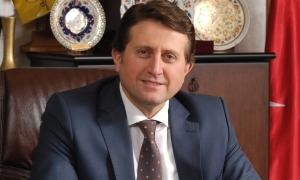 Kamu Hastaneleri Kurumu Başkanlığı'na Prof. Dr. Ali İhsan Dokucu Getirildi