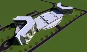 İzmir Şehir Hastanesi'nin yapımına Ekim ayında başlanacak