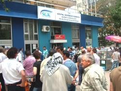 SGK'dan reformun uygulamasına açıklık