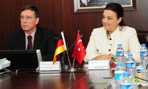 SGK ile Alman Kaza Sigortaları Ana Birliği arasında işbirliği protokolü imzalandı