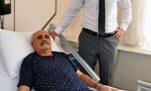Türkiye'de ilk kez karın damarı nakli yapıldı