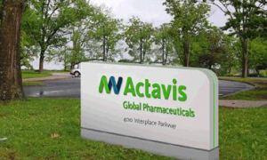 Actavis, İrlandalı Warner Chilcott'u 8.5 milyar dolar'a satın aldı