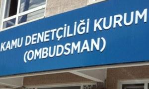 Ombudsman, hastadan sağlık raporunun gizlenmesini haksız buldu