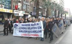 Genel Sağlık Sigortasına Islıklı Protesto