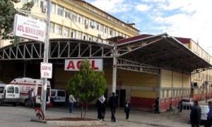 Hastanenin bekleme salonunda ölü bulundu