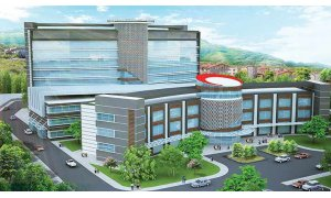 İşte şehir hastanesinin yapılacağı 12 nokta