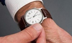 Saatlerinizi bir saat geri almayı unutmayın