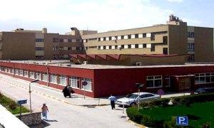 Bursa Çekirge Devlet Hastanesi'nde yangın paniği