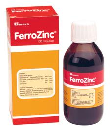 """626 seri No.'lu """"Ferro Zinc"""" ilacı geri çekiliyor"""