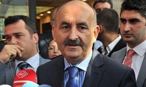 Sağlık Bakanı Müezzinoğlu, Makedonya'da