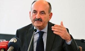 """Müezzinoğlu: """"Sağlık Meslek Liseleri ile ilgili düzenleme yapıyoruz"""""""