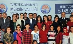 Mersin'e beş engelli okulu yapılacak
