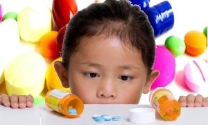 Çocuk zehirlenmesinin sebebi ortalıkta unutulan ilaçlar!