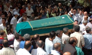 Samsun'da Yarbay kalbine yenildi