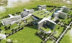 Türkiye Spor Hastanesi'nin ayrıntıları belli oldu