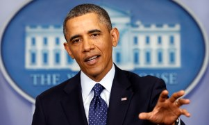 """ABD Başkanı Obama """"turp"""" gibi"""