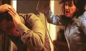 Şiddet mağduru erkek koruma altında
