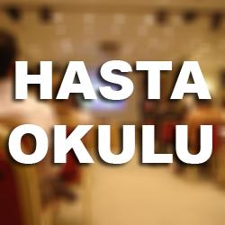 İzmir'de 'hasta okulu' açılıyor