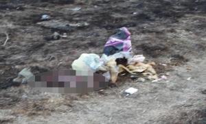 Parçalanmış bebek cesedi bulundu