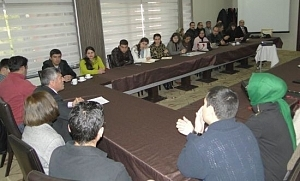 Malatya'da Gıda Kontrol Eğitimi Bölge Kursu başladı.