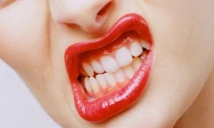 Diş gıcırdatma kabusunuz olmasın!