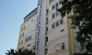 """Universal'e ait İzmir'in ilk özel hastanesi olan """"Ege Sağlık Hastanesi"""" icradan satışta!"""