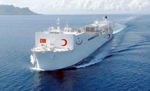 Türkiye'nin ilk gemi hastanesi için hazırlıklar tamamlandı