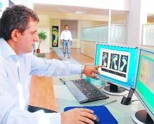 Ayak ağrıları için Check-Up merkezi