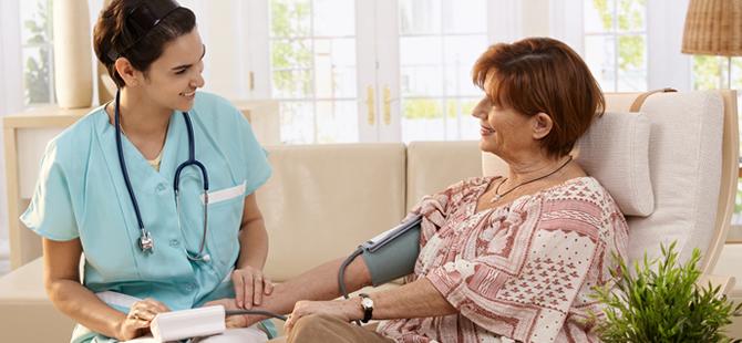 Kanser Hastalarına Evde Bakım Hizmeti