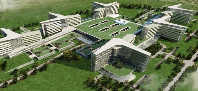 """""""Kocaeli Kampüs Hastanesi"""" bölgeye hizmet edecek"""