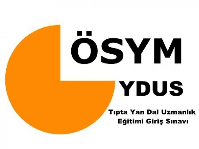 YDUS ek yerleştirme için tercih alınıyor