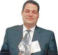 Türk doktora, Amerikan Kalp Cerrahisi ödülü