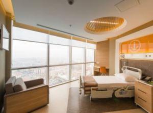Özel hastaneler otel ve restorana rakip oluyor