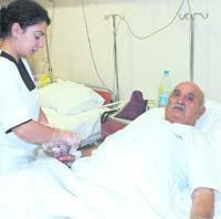 Hemşiresizlik tam 150 yatak kapattı