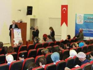 Sağlık çalışanlarına yönelik 'psiko-onkoloji' kursu başlatıldı!