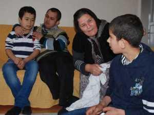 3 çocuğu da özürlü olan annenin yardım çağrısı!